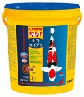 Sera - Koi Professional - Nourriture printemps/automne pour poissons - Carpes koï - 1 x 7 kg