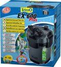 Tetra Filtre Extérieur Ex 600 Plus pour Aquarium de Poissons d'eau Douce, Tropicale, d'eau Froide ou d'eau Salée (de 60...