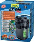Tetra Filtre Extérieur Ex 800 Plus pour Aquarium de Poissons d'eau Douce, Tropicale, d'eau Froide ou d'eau Salée (de 100...