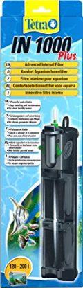 TETRA IN 1000 Plus - Filtre Intérieur pour Aquarium de 120 à 200L